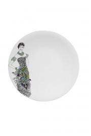 Kütahya Porselen Kadınlarım Serisi 9440 Desen 24 Parça Yemek Seti - Thumbnail