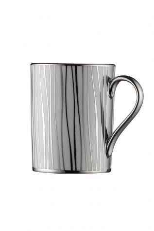 Kütahya Porselen Forest 2′li Mug Bardak Platin 10925 - Thumbnail (1)