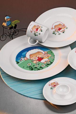 Kütahya Porselen - Kütahya Porselen Kuzu Mama Takımı