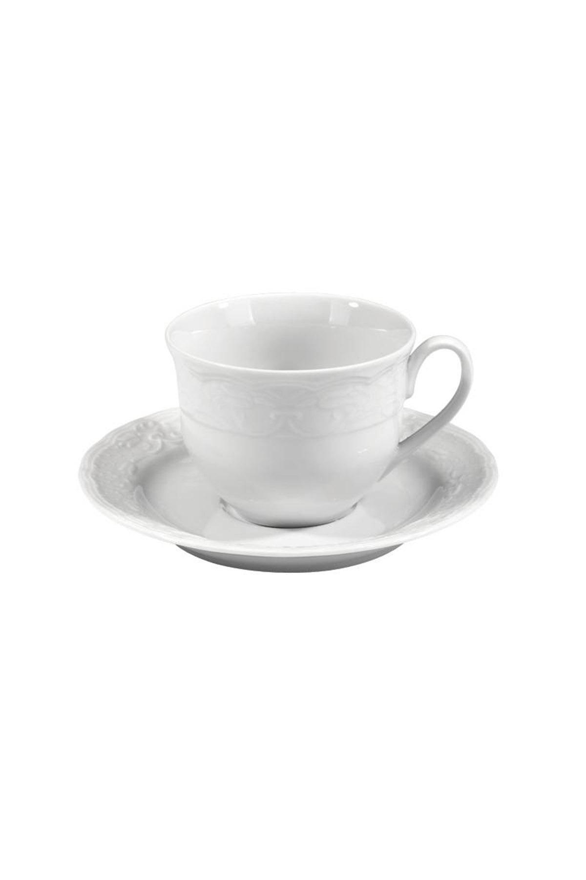 Kütahya Porselen - Kütahya Porselen Lalezar 12 Parça Çay Takımı