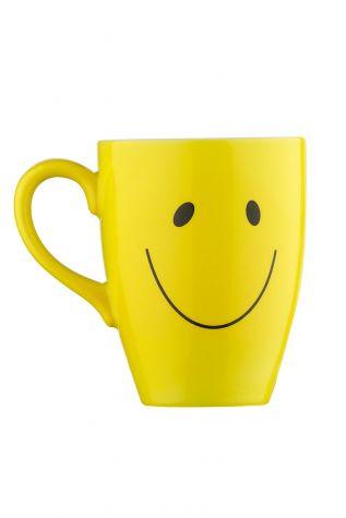 Kütahya Porselen - Kütahya Porselen Lima Emoji Mug Bardak