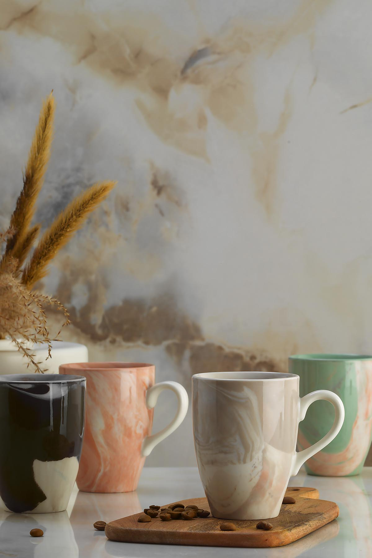 Kütahya Porselen Lima Mug Mix Hypnose