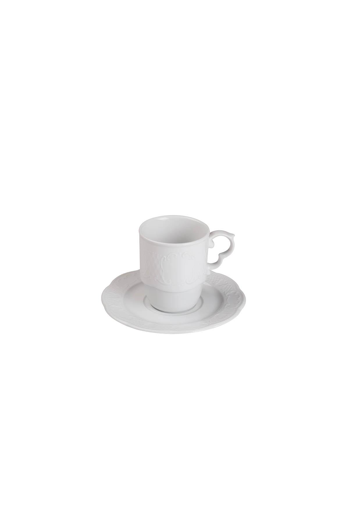 Kütahya Porselen - Kütahya Porselen Menuet Latte Seti 1
