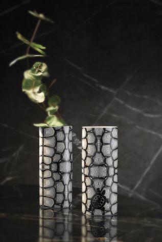 Kütahya Porselen - Kütahya Porselen Modern 2 Parça Vazo Takımı 109192