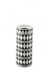 Kütahya Porselen Modern 20 cm Vazo 10957 - Thumbnail