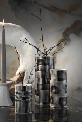 Kütahya Porselen - Kütahya Porselen Modern 3 Parça Vazo Takımı 11158