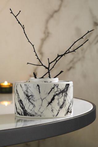 Kütahya Porselen Modern 10 cm Vazo Mat 10921 - Thumbnail (1)