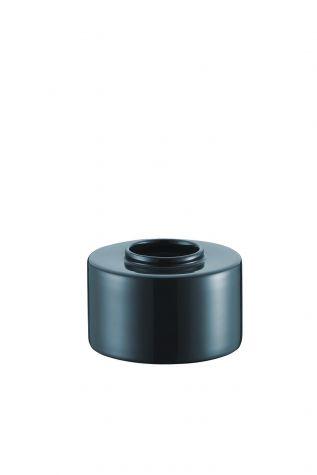 Kütahya Porselen Modern 10 cm Vazo Lacivert - Thumbnail (1)