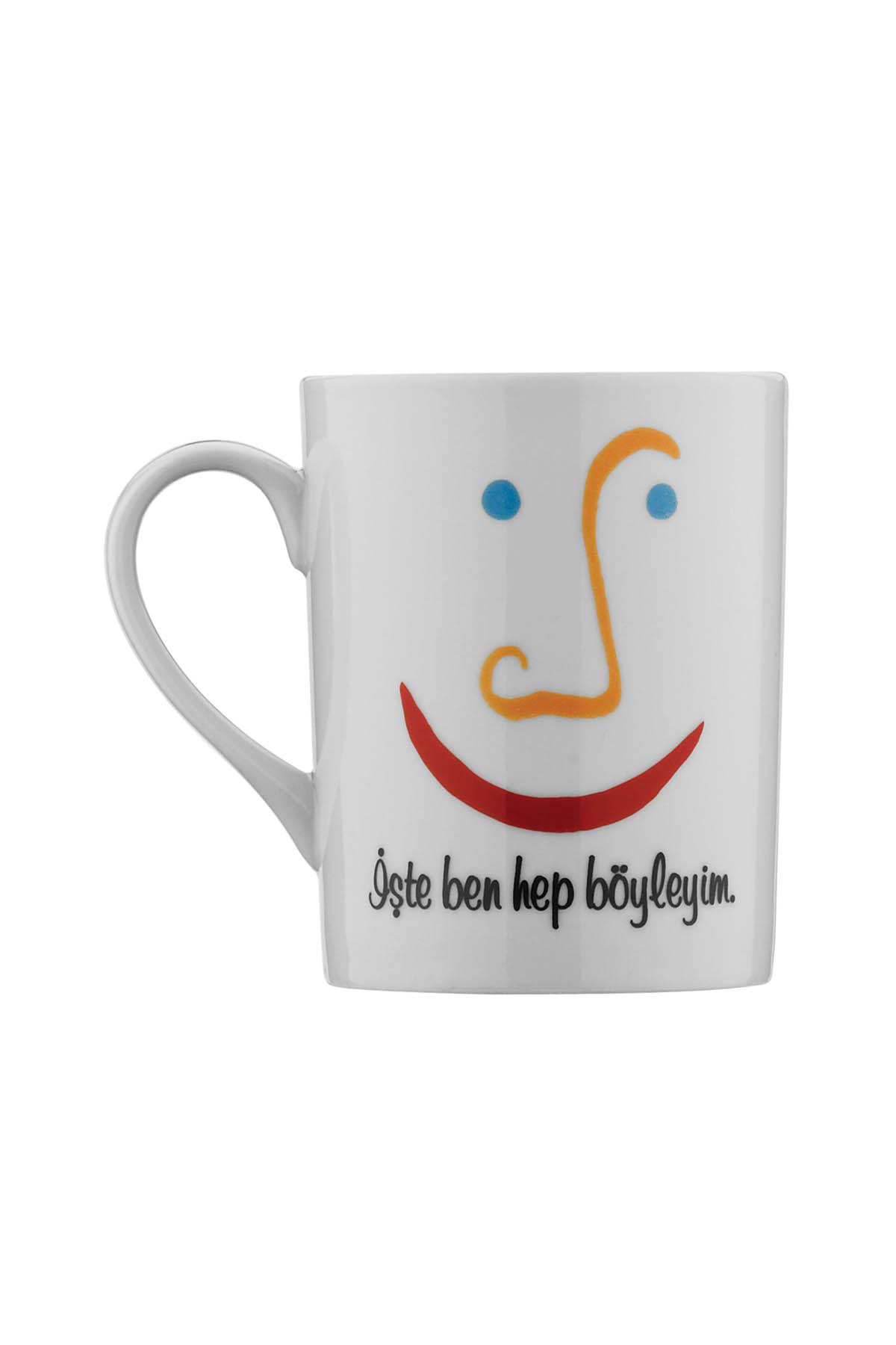 Kütahya Porselen - Kütahya Porselen Mug Bardak 107591