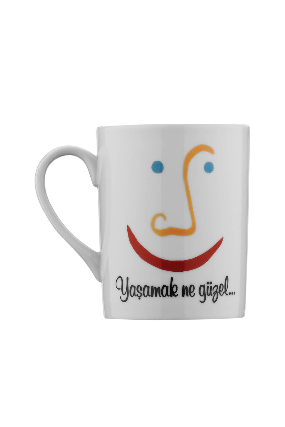 Kütahya Porselen - Kütahya Porselen Mug Bardak 107592