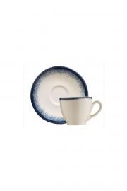 Kütahya Porselen Nanokrem Çay Takımı 890004 - Thumbnail