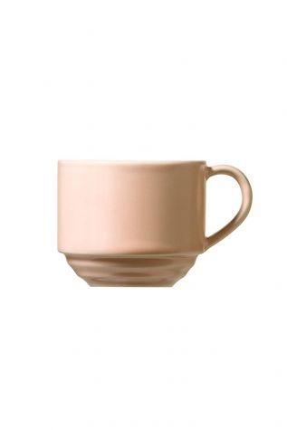Kütahya Porselen New Tuvana Kahve Takımı Pembe - Thumbnail (2)