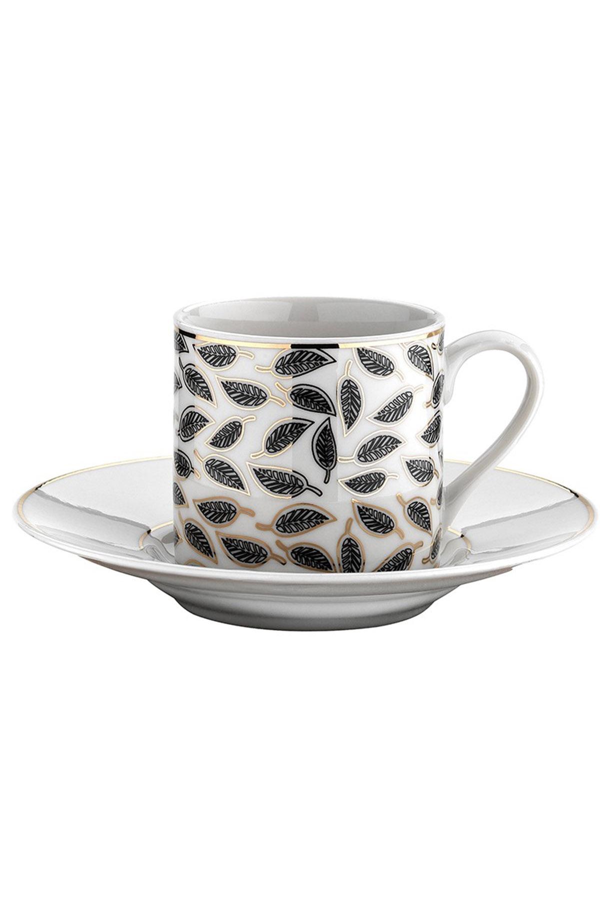 Kütahya Porselen Rüya 774912 Desen Kahve Fincan Takımı