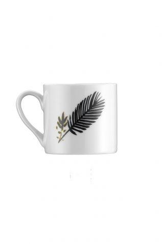 Kütahya Porselen Golden Lief Kahve Takımı - Thumbnail (1)