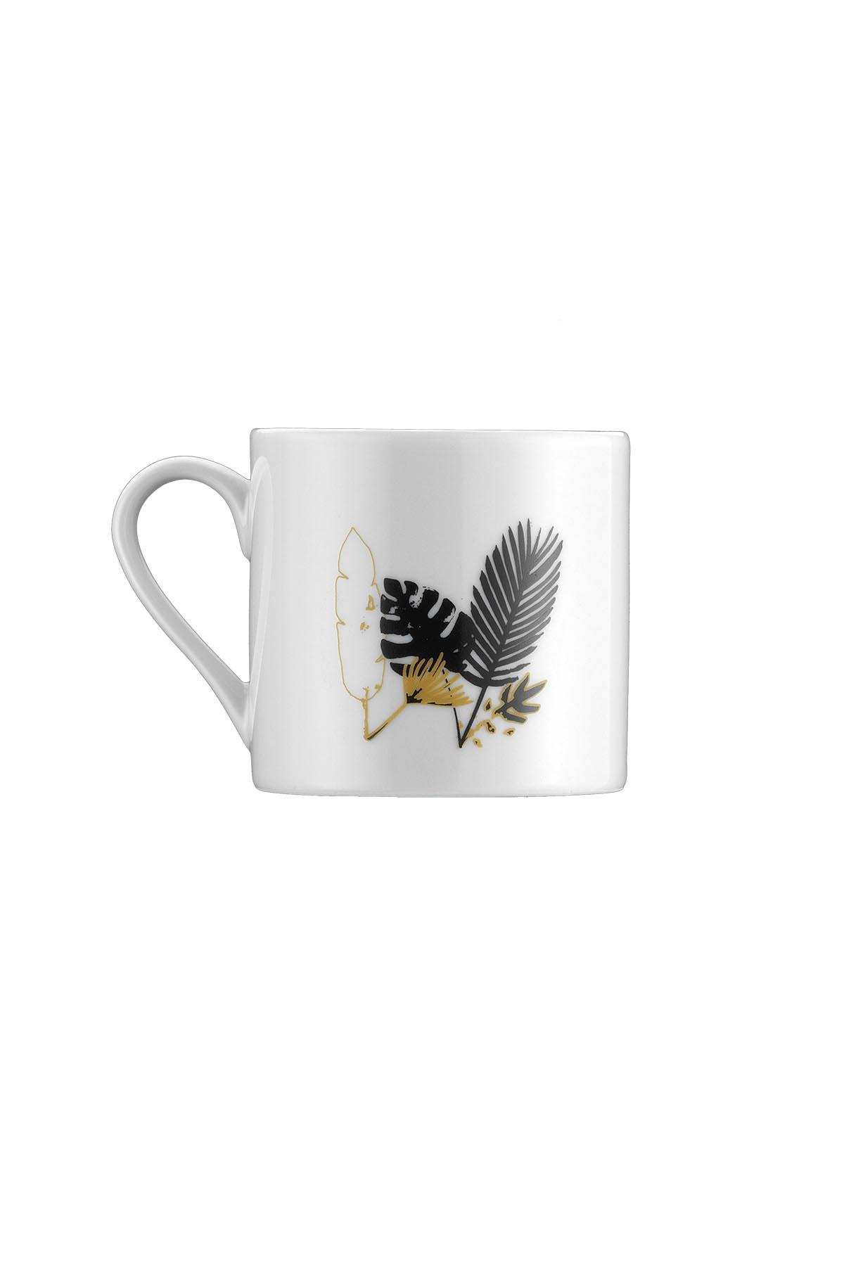 Kütahya Porselen Golden Lief Kahve Takımı