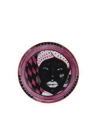 Kütahya Porselen Sophia Femina 6'lı Pasta Takımı - Thumbnail (1)