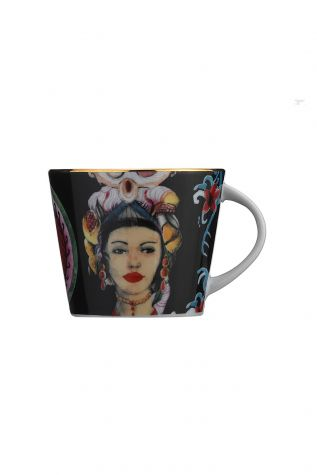 Kütahya Porselen Sophia Femina Kahve Takımı - Thumbnail (2)
