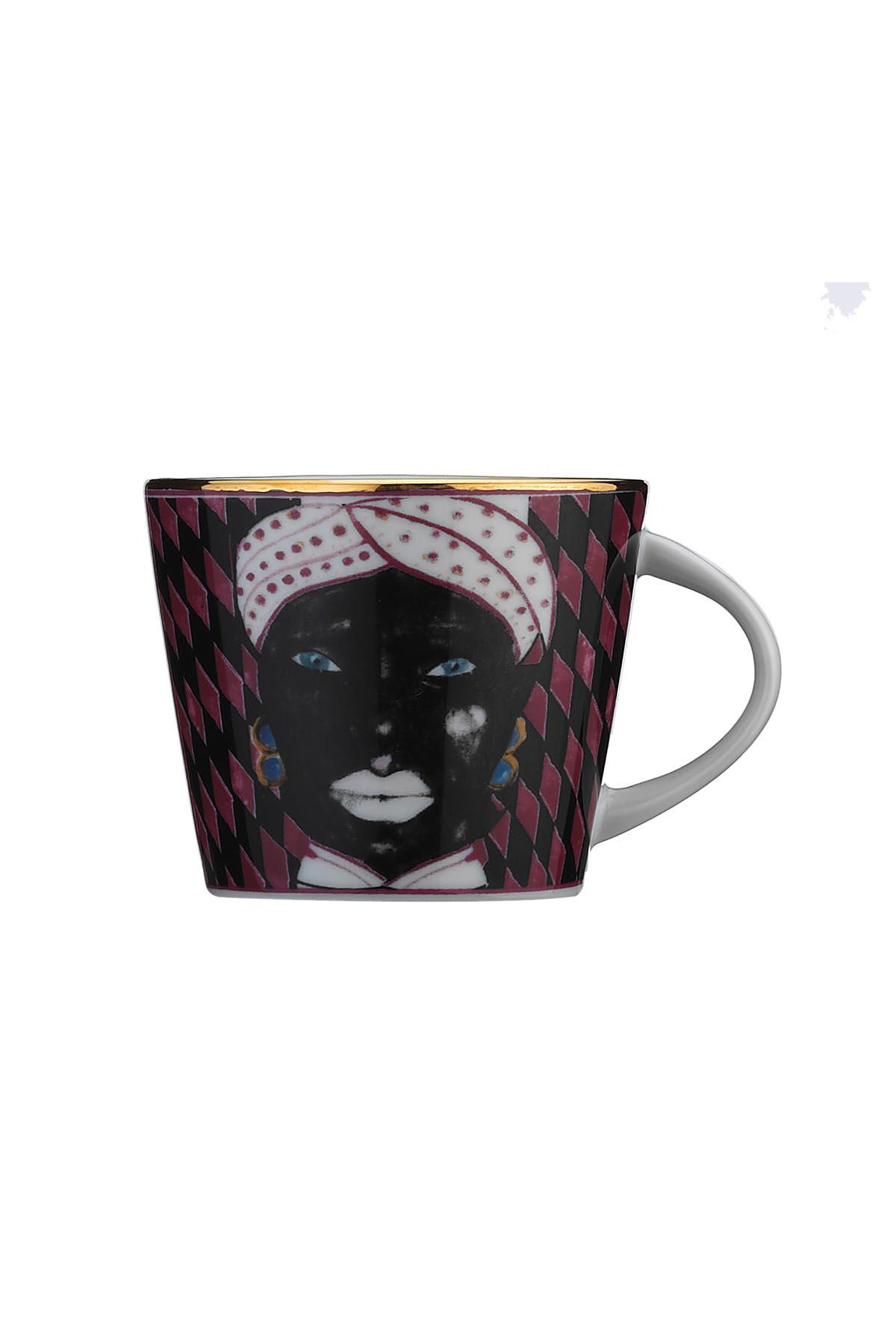 Kütahya Porselen Sophia Femina Kahve Takımı