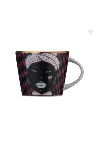 Kütahya Porselen Sophia Femina Kahve Takımı - Thumbnail (3)