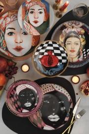 Kütahya Porselen Sophia Femina Servis Takımı - Thumbnail