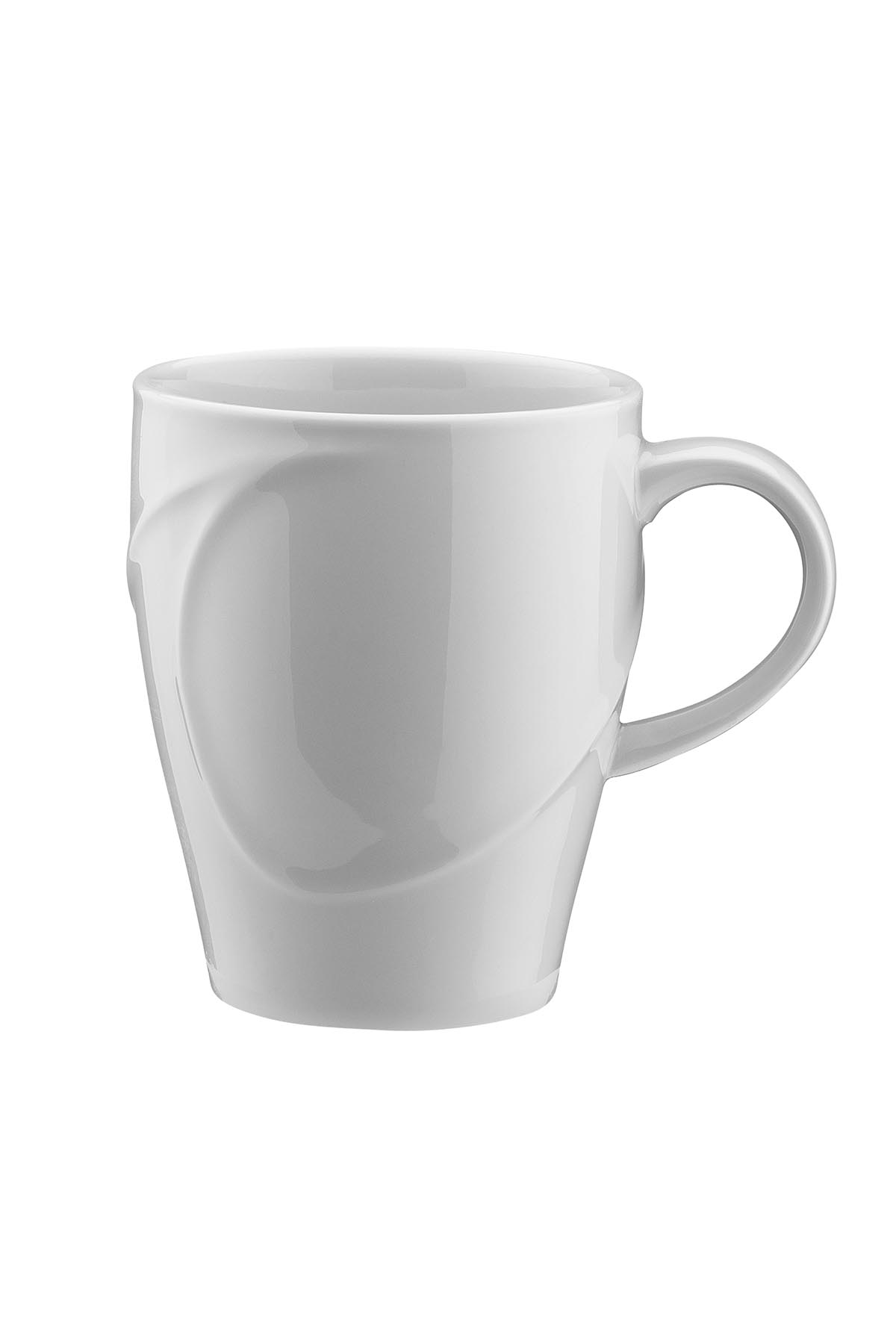 Kütahya Porselen - Kütahya Porselen Spiral Mug Bardak
