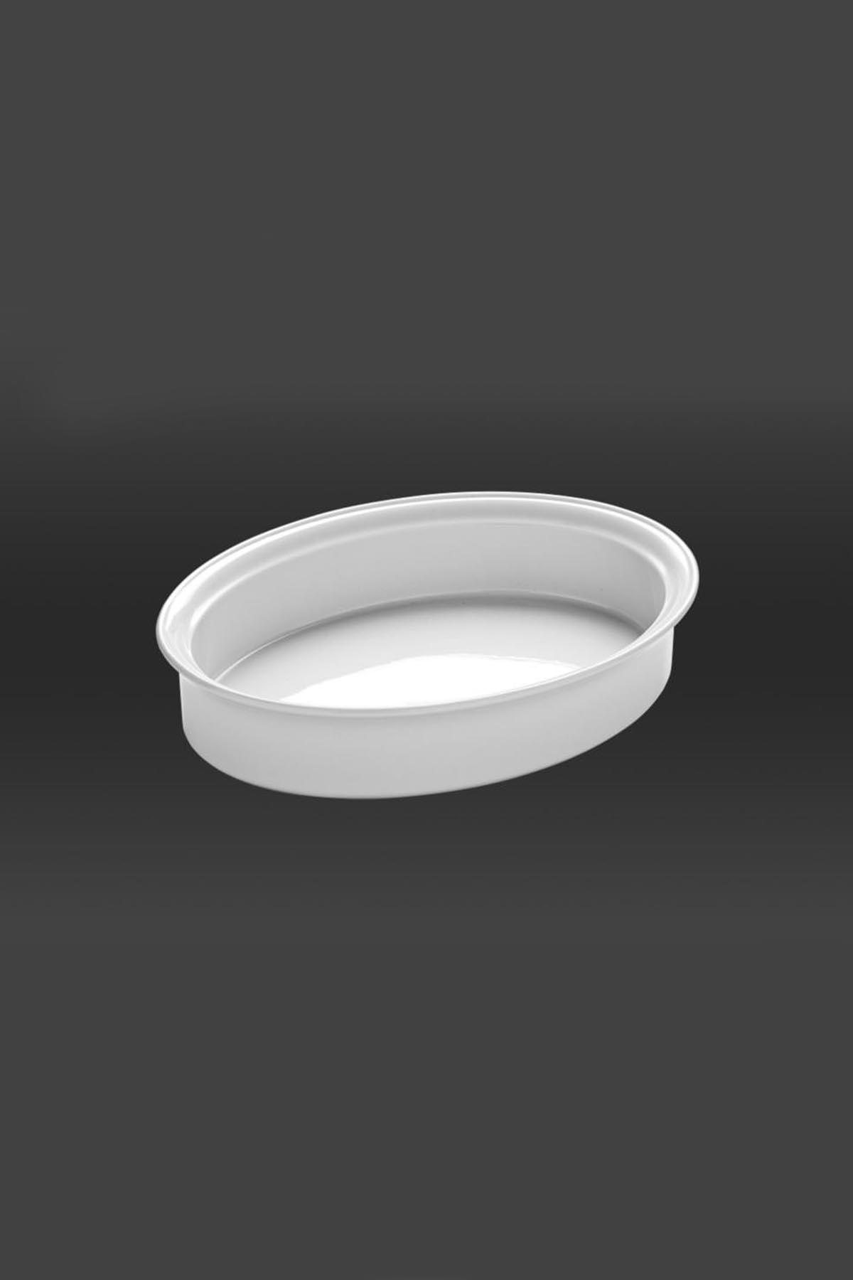 Kütahya Porselen Tavola 28 cm Firin Kabi Oval