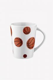 Kütahya Porselen Team Game Basketball Yemek Seti - Thumbnail
