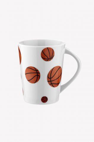 Kütahya Porselen Team Game Basketball Yemek Seti - Thumbnail (2)