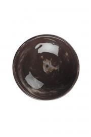 Kütahya Porselen Teos 12 Cm 2'li Kase Mix Hypnose - Thumbnail