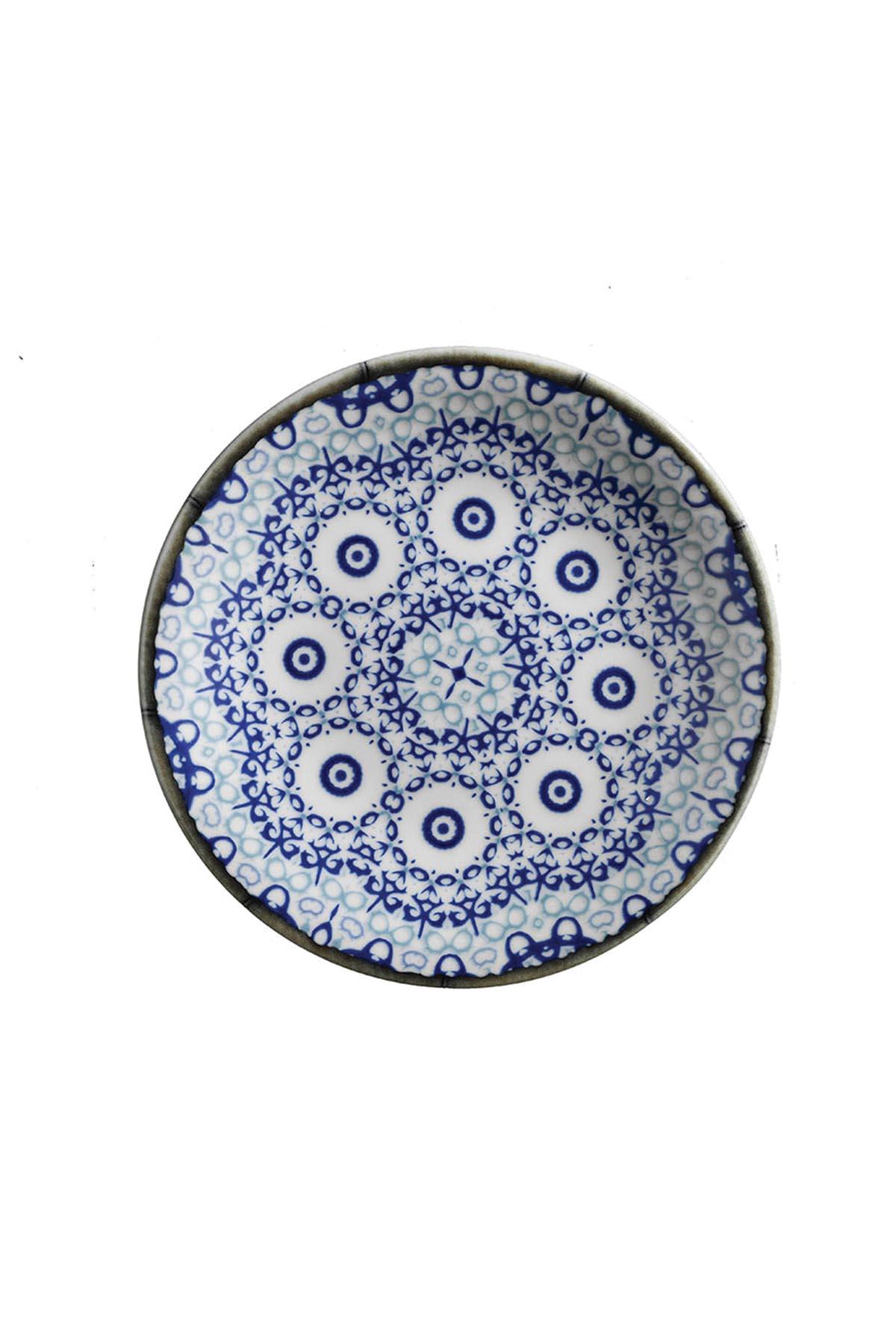 Kütahya Porselen Teos Servis Tabağı 91312 Desen