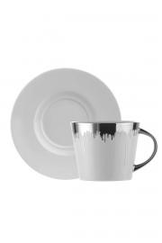 Kütahya Porselen Toledo Çay Takımı 10751 - Thumbnail