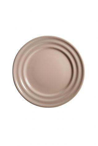 Kütahya Porselen New Tuvana 24 Parça Yemek Seti Pembe - Thumbnail (2)