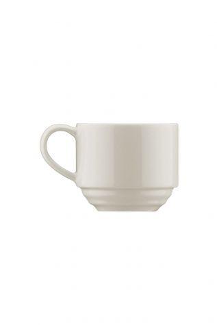 Kütahya Porselen Tuvana Kahve Takımı Krem - Thumbnail (1)
