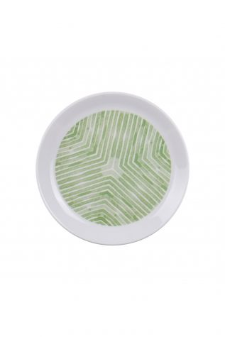 Kütahya Porselen Vista 7 Parça Yeşil Pasta Takımı - Thumbnail (1)