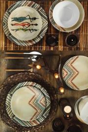 Kütahya Porselen Zeugma 24 Parça Yemek Seti 885293 - Thumbnail