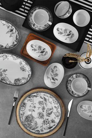 Kütahya Porselen Zeugma Kahvaltı Takımı 939012 - Thumbnail (1)
