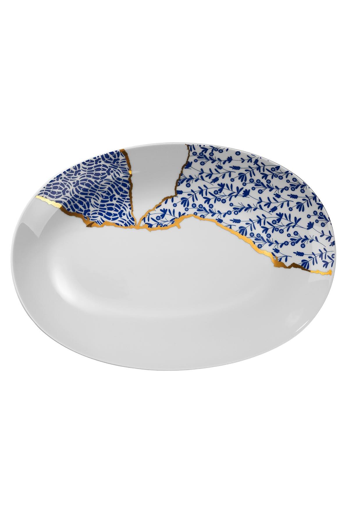 Kütahya Porselen Zeugma Kintsugi 28 Parça Yemek Takımı