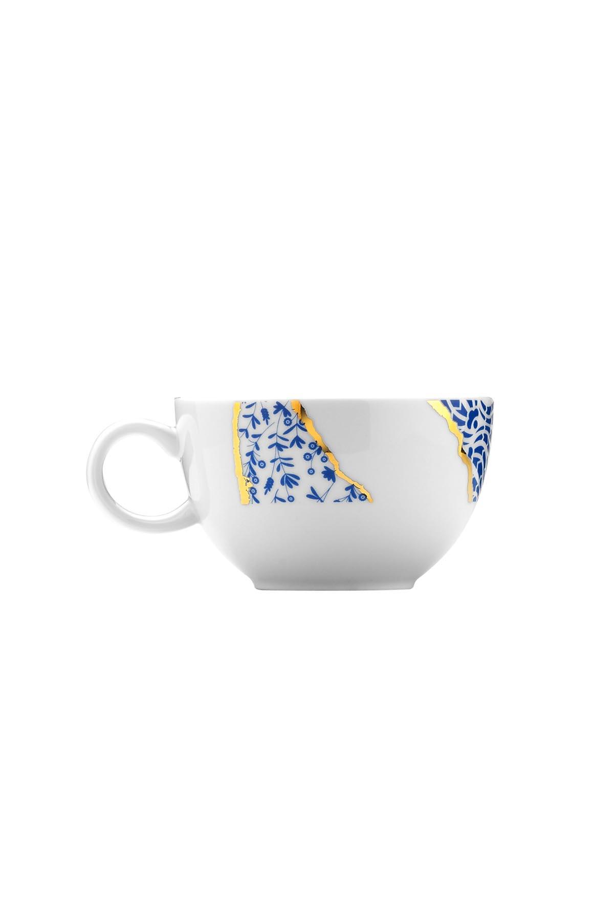 Kütahya Porselen Zeugma Kintsugi Çay Takımı