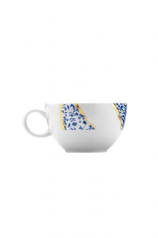 Kütahya Porselen Zeugma Kintsugi Çay Takımı - Thumbnail (1)