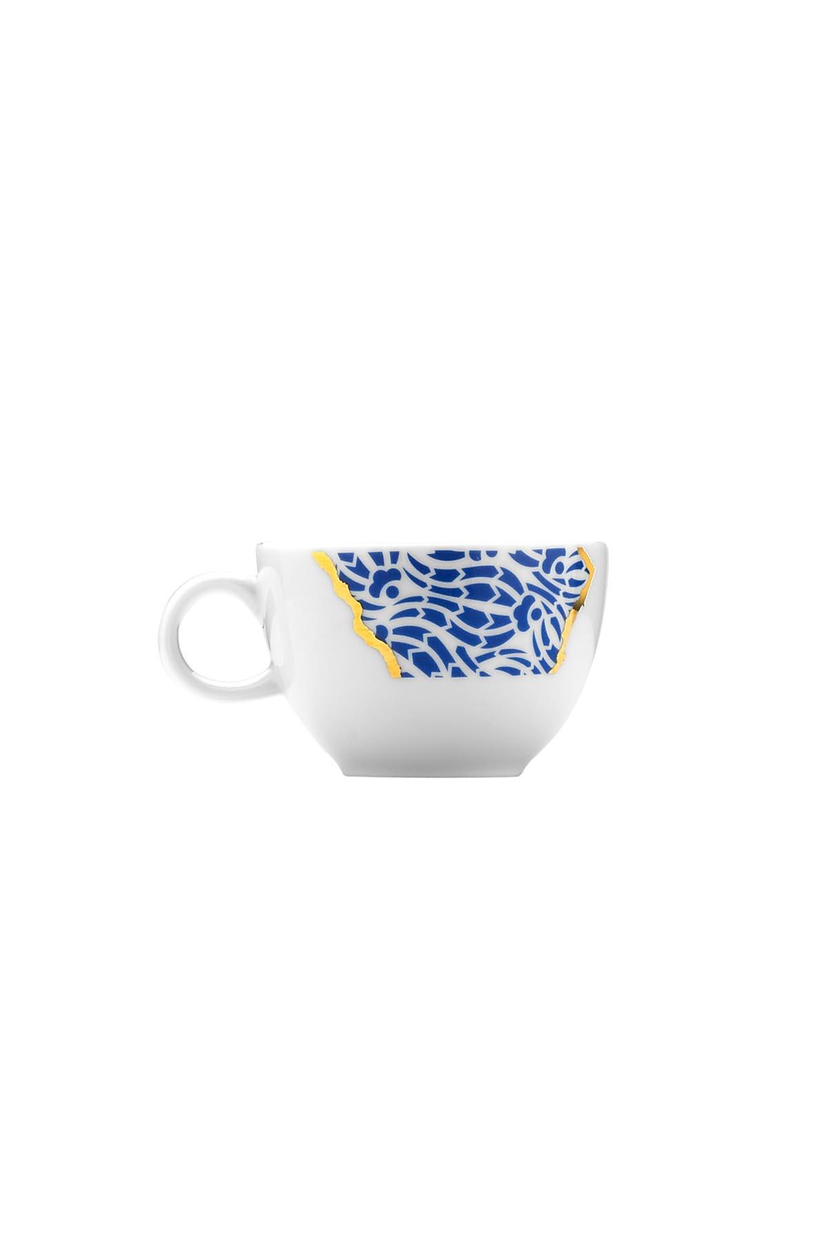 Kütahya Porselen Zeugma Kintsugi Kahve Takımı