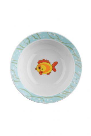 Kütahya Porselen Tombik Balıklar Mama Takımı - Thumbnail (3)