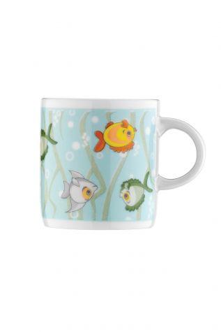 Kütahya Porselen Tombik Balıklar Mama Takımı - Thumbnail (4)