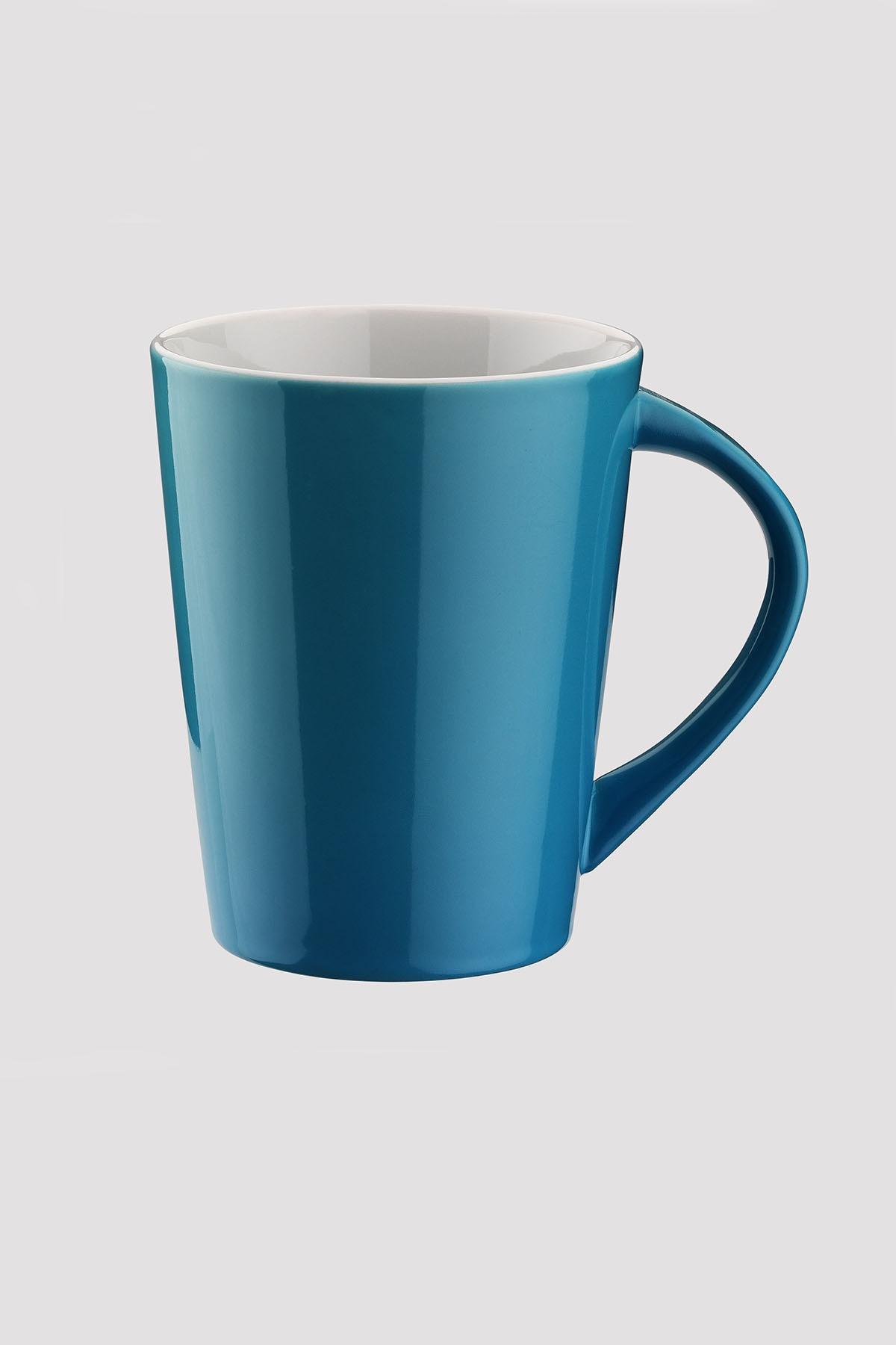 Kütahya Porselen - Kütahya Porselen Mavi Kupa