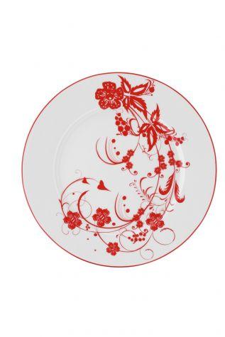 Kütahya Porselen 8673 Desen 24 Parça Yemek Seti - Thumbnail (4)