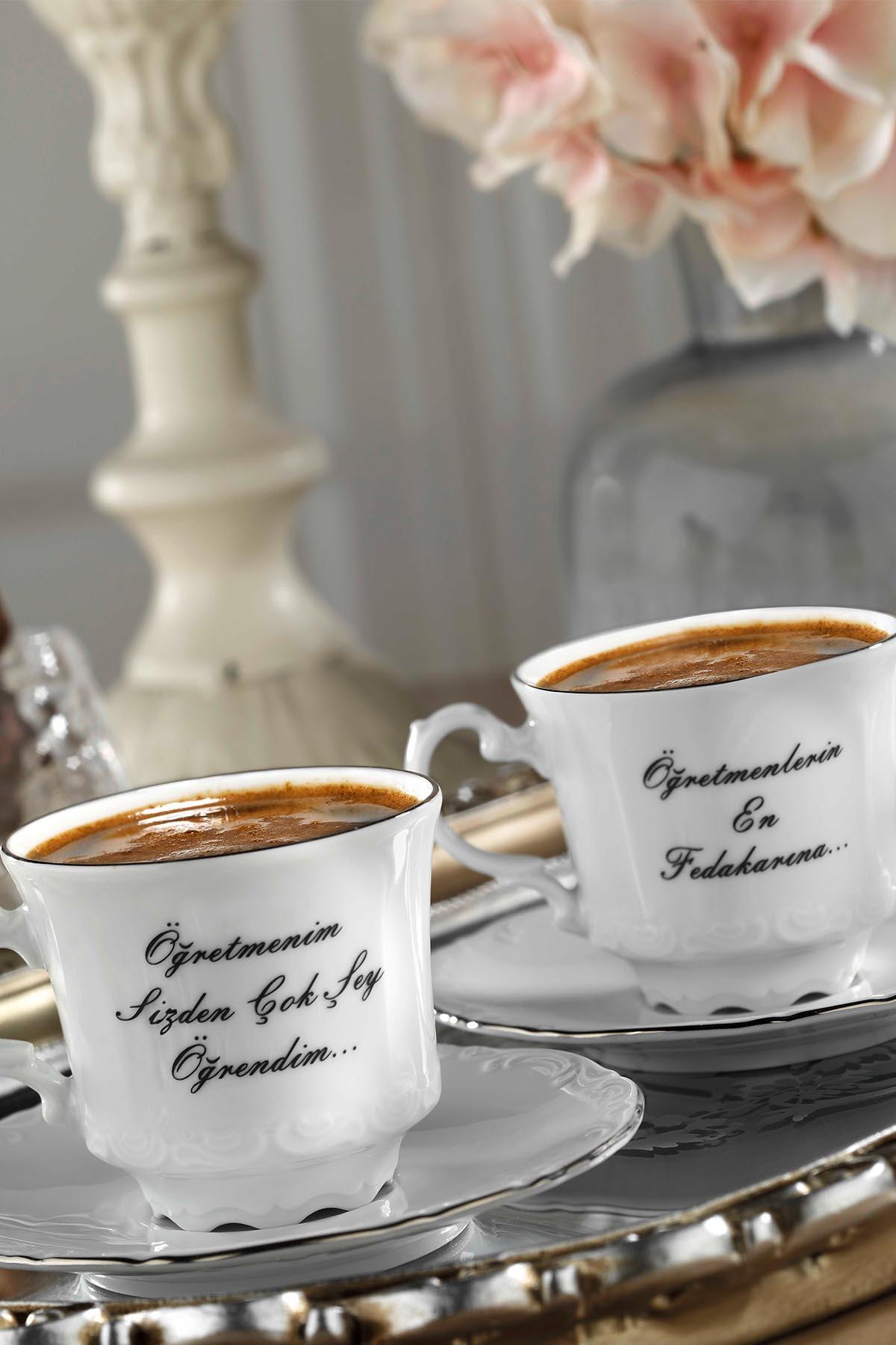 Kütahya Porselen Sanmarco Kahve Fincanı