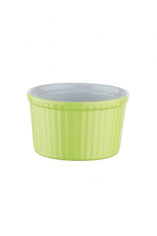 Kütahya Porselen 9 cm Sufle Kasesi Fıstık Yeşili - Thumbnail (1)